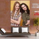 Switched At Birth Awesome Tv Series GIANT Huge Print Poster