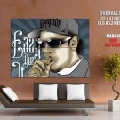 Eazy E Compton Gangsta Art NWA Rapper Hip Hop Rap GIANT Huge Print Poster