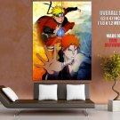 Naruto Characters Anime Manga Art GIANT Huge Print Poster