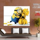 Despicable Me 2 Bananas Minions Funny Cool Movie GIANT Huge Print Poster