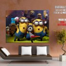 Despicable Me 2 Minions Happy Cool Funny Movie GIANT Huge Print Poster