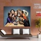 Shameless TV Series Cast Giant Huge Wall Print Poster