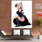 Samantha Fox Singer Model Busty Blonde Giant Huge Wall Print Poster