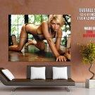 Paris Hilton Hot Blonde Sexy Bikini Giant Huge Wall Print Poster