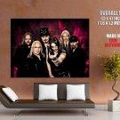 Nightwish Power Metal Band Giant Huge Wall Print Poster