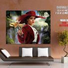 Mila Kunis Theodora Oz The Great And Powerful Movie Giant Huge Wall Print Poster