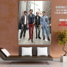 The All American Rejects Popular American Rock Band Giant Huge Wall Print Poster