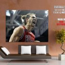 Joakim Noah Chicago Bulls Basketball Sport Giant Huge Wall Print Poster