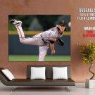 Tim Lincecum Baseball Pitcher San Francisco Giants Sport Giant Huge Print Poster
