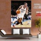 Kevin Durant NBA Basketball Oklahoma City Thunder Sport Giant Huge Print Poster