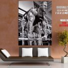 Jay Cutler Bodybuilder Fitness Muscles Mr Olympia Giant Huge Print Poster
