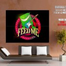 Feed Me Logo Jonathan Gooch DJ Electro House Music Giant Huge Print Poster