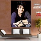 Adam Lambert American Singer Cute Pop Rock Music Giant Huge Print Poster