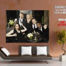 30 Rock Sitcom TV Series Tina Fey Alec Baldwin Movie Giant Huge Print Poster