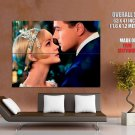 The Great Gatsby Movie Leonardo DiCaprio Giant Huge Print Poster