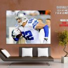 Jason Witten American Football Dallas Cowboys NFL Giant Huge Print Poster