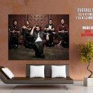 Maroon 5 Pop Rock Band Music Giant Huge Print Poster