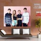 Echosmith Indie Pop Band Music Giant Huge Print Poster