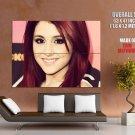 Ariana Grande Portrait Beauty Actress Singer Music Giant Huge Print Poster