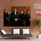 The Sopranos TV Series Giant Huge Print Poster