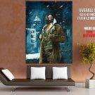 Bane Dark Knight Rises Painting Art Giant Huge Print Poster