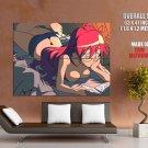 Yoko Tengen Toppa Gurren Lagann TTGL Hot Anime Giant Huge Print Poster