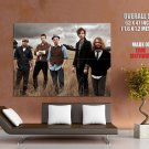 One Republic Pop Rock Band Music Rare Giant Huge Print Poster