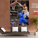 Blake Griffin Posterizes Kendrick Perkins Monster Giant Huge Print Poster