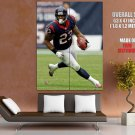 Arian Foster Houston Texans Football Sport Giant Huge Print Poster