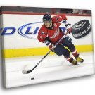 Alexander Ovechkin Washington Capitals Hockey Sport 50x40 Framed Canvas Print
