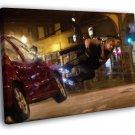Jupiter Ascending Channing Tatum Mila Kunis 50x40 Framed Canvas Print