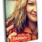 Tammy Movie 50x40 Framed Canvas Print