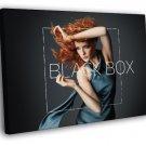 Black Box Kelly Reilly Tv Series 50x40 Framed Canvas Print