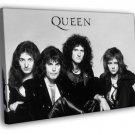 Queen Freddie Mercury Deacon Taylor Brian May 50x40 Framed Canvas Print
