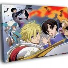 Ouran High School Host Club Anime Manga Art 50x40 Framed Canvas Print