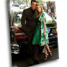 Sex And The City TV Series 50x40 Framed Canvas Art Print