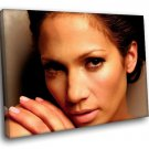 Jennifer Lopez Sexy Hot Singer 50x40 Framed Canvas Art Print