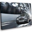 Rolls Royce Ghost Luxury Auto 50x40 Framed Canvas Art Print
