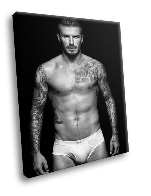 Has david beckham been nude