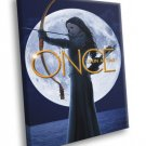 Once Upon A Time Snow White TV Series 40x30 Framed Canvas Print