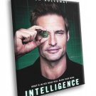 Intelligence Josh Holloway TV Series 40x30 Framed Canvas Print