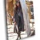Black Sails Clara Paget TV Series 40x30 Framed Canvas Print