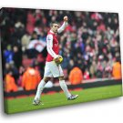 Robin Van Persie The Netherlands Football Soccer 40x30 Framed Canvas Print