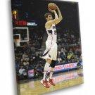 Kyle Korver Jump Shot Atlanta Hawks Basketball 40x30 Framed Canvas Print