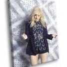 Ellie Goulding Pop Music Singer Rare 40x30 Framed Canvas Print