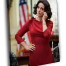 Veep Selina Meyer Tv Series 40x30 Framed Canvas Print