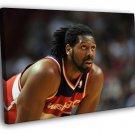 Nene Hilario Washington Wizards Basketball 40x30 Framed Canvas Print