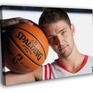 Chandler Parsons Houston Rockets Basketball 40x30 Framed Canvas Print