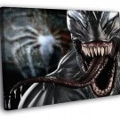 Venom Symbiote Eddie Brock Awesome Art 40x30 Framed Canvas Print