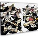 Bleach Characters Cool Art Anime Manga 40x30 Framed Canvas Print